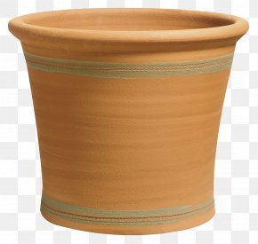 Pot - RHS Garden, Wisley Flowerpot Crock Terracotta PNG