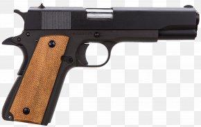 Weapon - Trigger Firearm M1911 Pistol Gun Barrel Rock Island Armory 1911 Series PNG