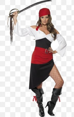 Pirate - T-shirt Costume Party Piracy Clothing PNG
