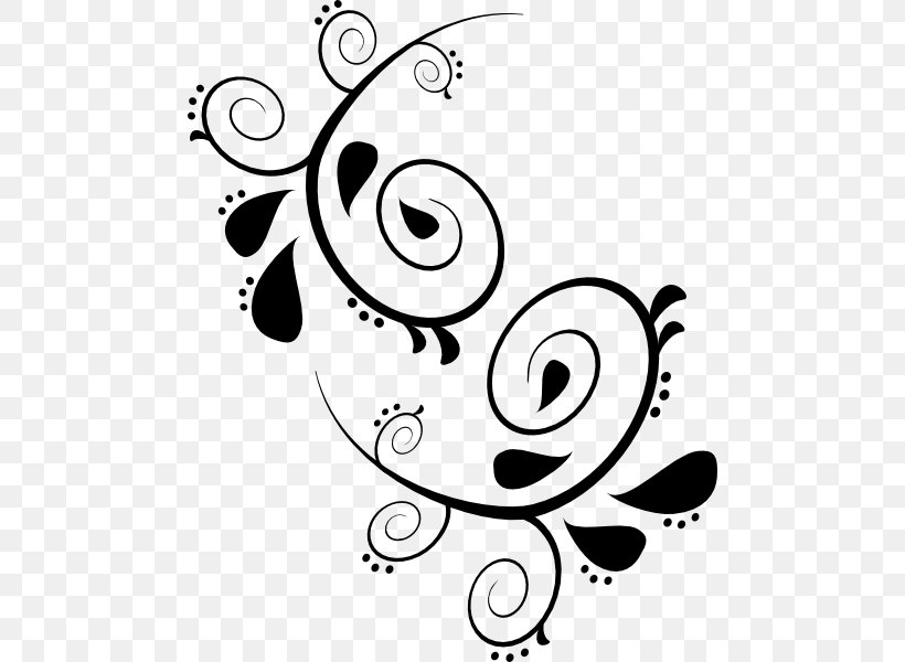Paisley Royalty-free Clip Art, PNG, 480x600px, Paisley, Art, Black, Black And White, Drawing Download Free