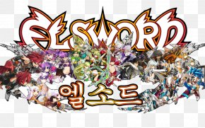 Elsword All Characters - Elsword Grand Chase YouTube KOG Games Sieghart PNG