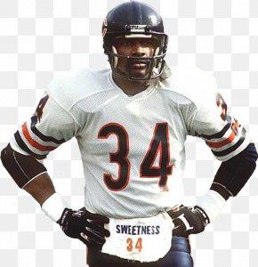 Chicago Bears - Walter Payton Chicago Bears NFL Athlete Running Back PNG