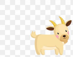 Vector Goat Material - Dog Breed Puppy Non-Sporting Group Illustration PNG