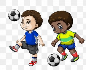 Football - Football Player Cartoon Royalty-free PNG