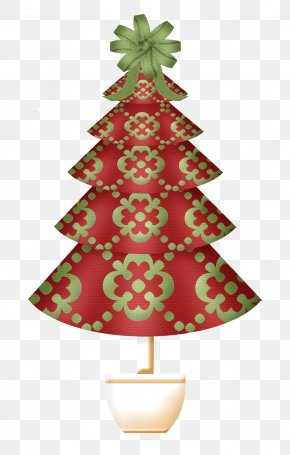 Christmas Tree - Christmas Tree Christmas Ornament Christmas Day New Year Tree Clip Art Christmas PNG