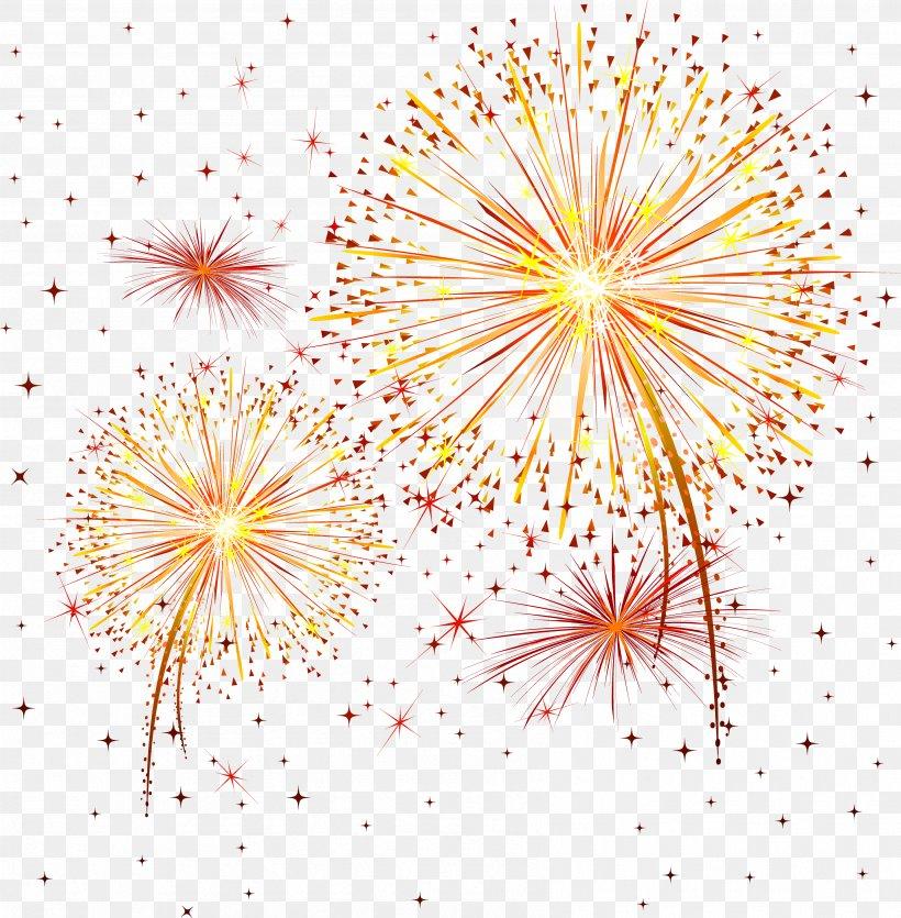 Fireworks Clip Art Flowers