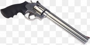 Weapon - Revolver Trigger Firearm Weapon Pistol PNG