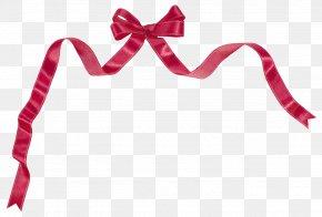 Ribbon Bow - Ribbon Birthday Gift PNG