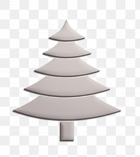 Fir Pine Family - Christmas Icon Decoration Icon Tree Icon PNG