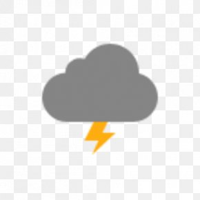 Free High Quality Thunderstorm Icon - Desktop Wallpaper Data PNG