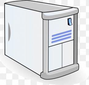 Unit Cliparts - Computer Servers Computer Hardware Virtual Machine Clip Art PNG