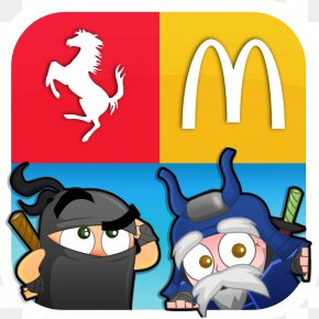 Logo Quiz Ninja Game PNG