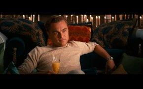 Leonardo Dicaprio - Jay Gatsby Nick Carraway Sweater Film Producer PNG