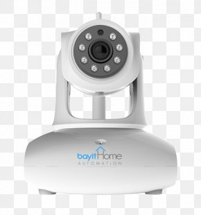 Home Automation - Pan–tilt–zoom Camera 1080p Bayit Home Automation BH1826 IP Camera PNG