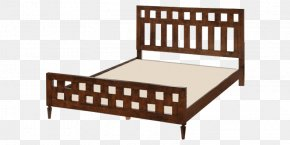Wooden Platform - Bed Frame Couch Mattress Wood PNG