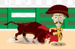 Bull Mouse - Cattle Bull Illustration PNG