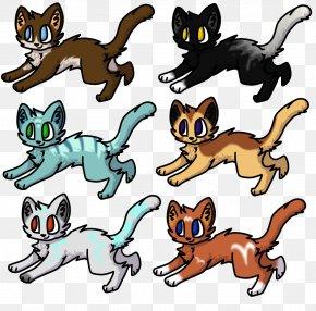 Kitten - Kitten Dog Cat Paw Clip Art PNG