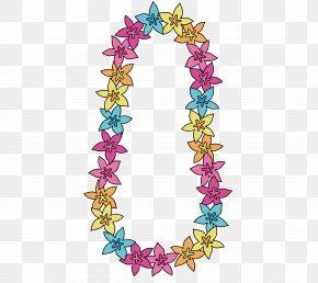 Stars Dress Beautiful Necklace PNG