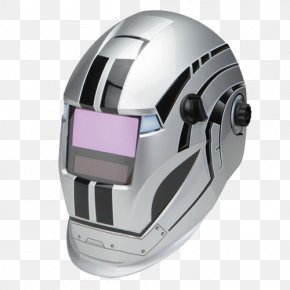 Silver Gray Welding Helmet - Welding Helmet Car Arc Welding Harbor Freight Tools PNG