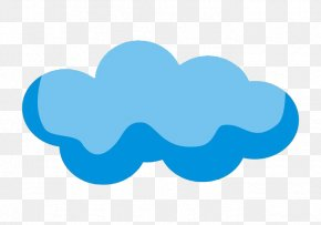 Vector Fresh Weather Clouds - Cloud Euclidean Vector Icon PNG