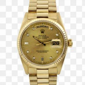 Rolex - Rolex Datejust Rolex Day-Date Watch Jewellery PNG