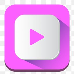 Youtube Play Button - Google Play YouTube Play Button Clip Art PNG