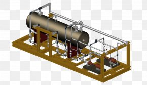 Industrial Model Elements Texture - Industry Texture Mapping PNG