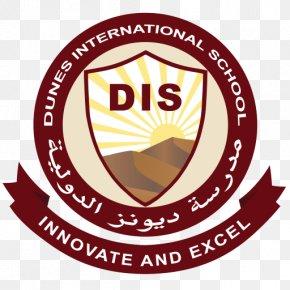 Abu Dhabi Flag - Dunes International School Logo Mussafah Brand Emblem PNG