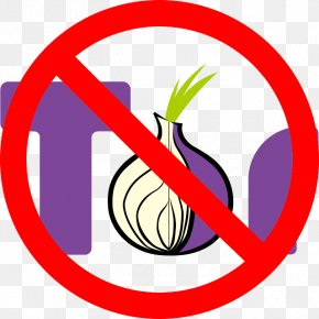 Ban Sign - Tor Web Browser Anonymity Block Orbot PNG