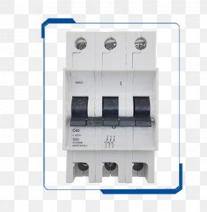 Circuit Breaker - Circuit Breaker Electrical Switches Wiring Diagram Circuit Diagram Electrical Network PNG