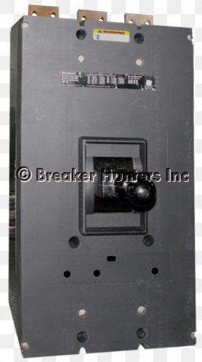 Circuit Border - Circuit Breaker Electrical Network Shunt Square D Electrical Switches PNG