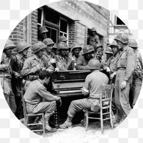 United States - Second World War United States Soldier Army Piano PNG
