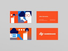 Business Card - Business Card Design Paper Business Cards Visiting Card PNG