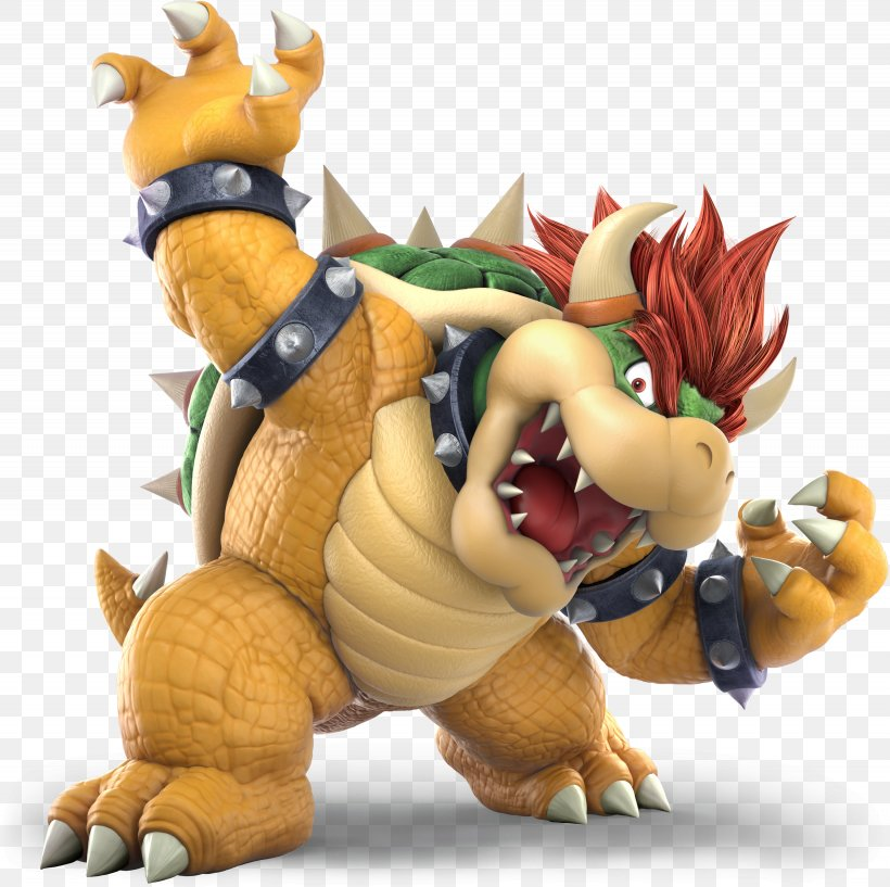 Super Smash Bros Ultimate Bowser Link Mario Bros Donkey
