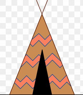 Teepee Cliparts - Tipi Native Americans In The United States Clip Art PNG
