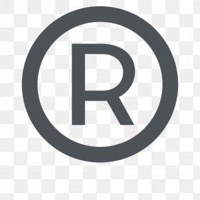 R - Emoji Registered Trademark Symbol Sign PNG