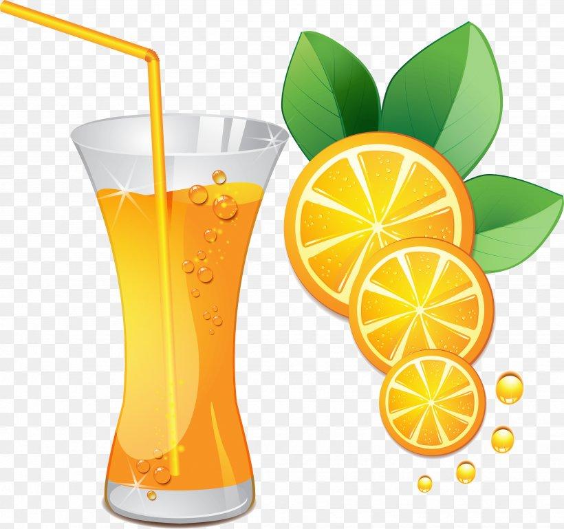 Orange Juice Cocktail Apple Juice, PNG, 3494x3280px, Juice, Apple Juice, Cocktail, Cocktail Garnish, Drink Download Free