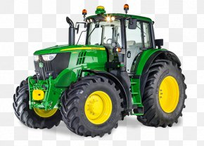 Agricultural Machinery - John Deere Tractor Agricultural Machinery Agriculture Farm PNG