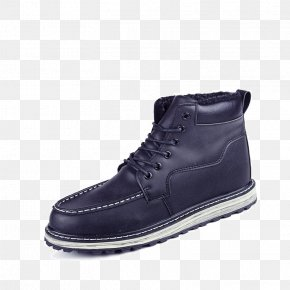 Boot - Snow Boot Shoe Leather C. & J. Clark PNG