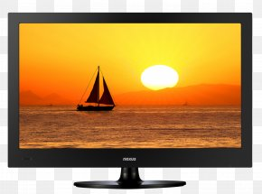 TV - Television 4K Resolution LED-backlit LCD PNG
