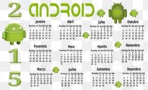 Design - Calendar Text Industrial Design Font PNG