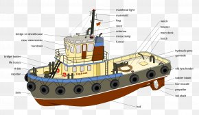 Tugboat Ship Diagram Schematic, PNG, 1600x928px, Tugboat, Anchor Handling  Tug Supply Vessel, Barge, Boat, Charlotte Dundas Download Free | Tugboat Wiring Diagram |  | FAVPNG.com