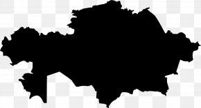 Flag - Flag Of Kazakhstan Kazakh Soviet Socialist Republic Map PNG