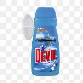 Detergents - Limescale Flush Toilet Gel Disinfectants PNG