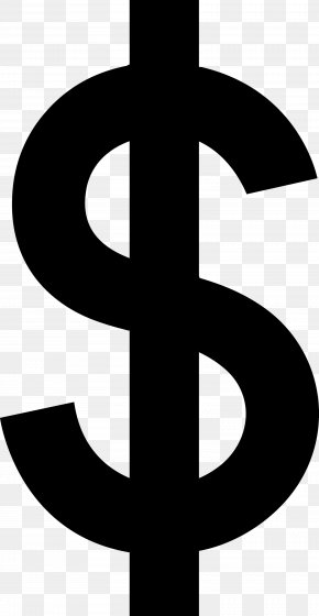 Dollar Sign - Dollar Sign Currency Symbol Clip Art PNG