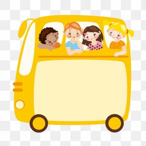 Car School Students - Field Trip Zoo Free Content Clip Art PNG