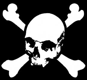 Pirate Flag - Monkey D. Luffy Shanks Piracy Jolly Roger Stencil PNG