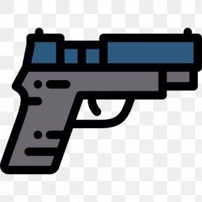Pistol Free Download - Trigger Firearm Clip Art Gun Barrel Product PNG
