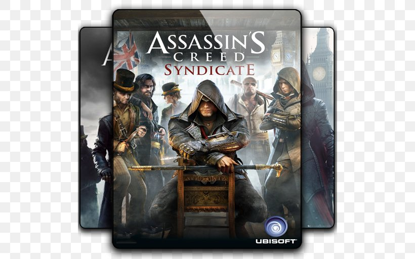 Assassin's Creed Syndicate Assassin's Creed: Origins Video Games PlayStation 4, PNG, 512x512px, Video Games, Devil May Cry, Devil May Cry Hd Collection, Film, Game Download Free