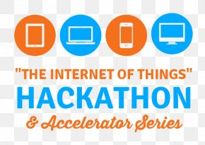Building Internet Of Things - Handheld Devices Internet Of Things Hackathon Logo PNG